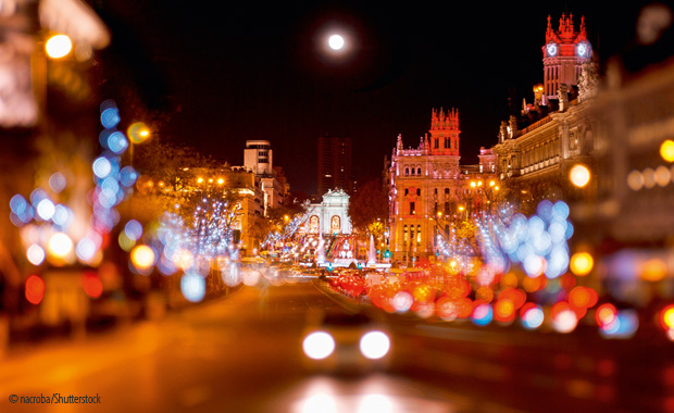 Weihnachten in Madrid