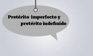 Kennenlernen spanisch indefinido
